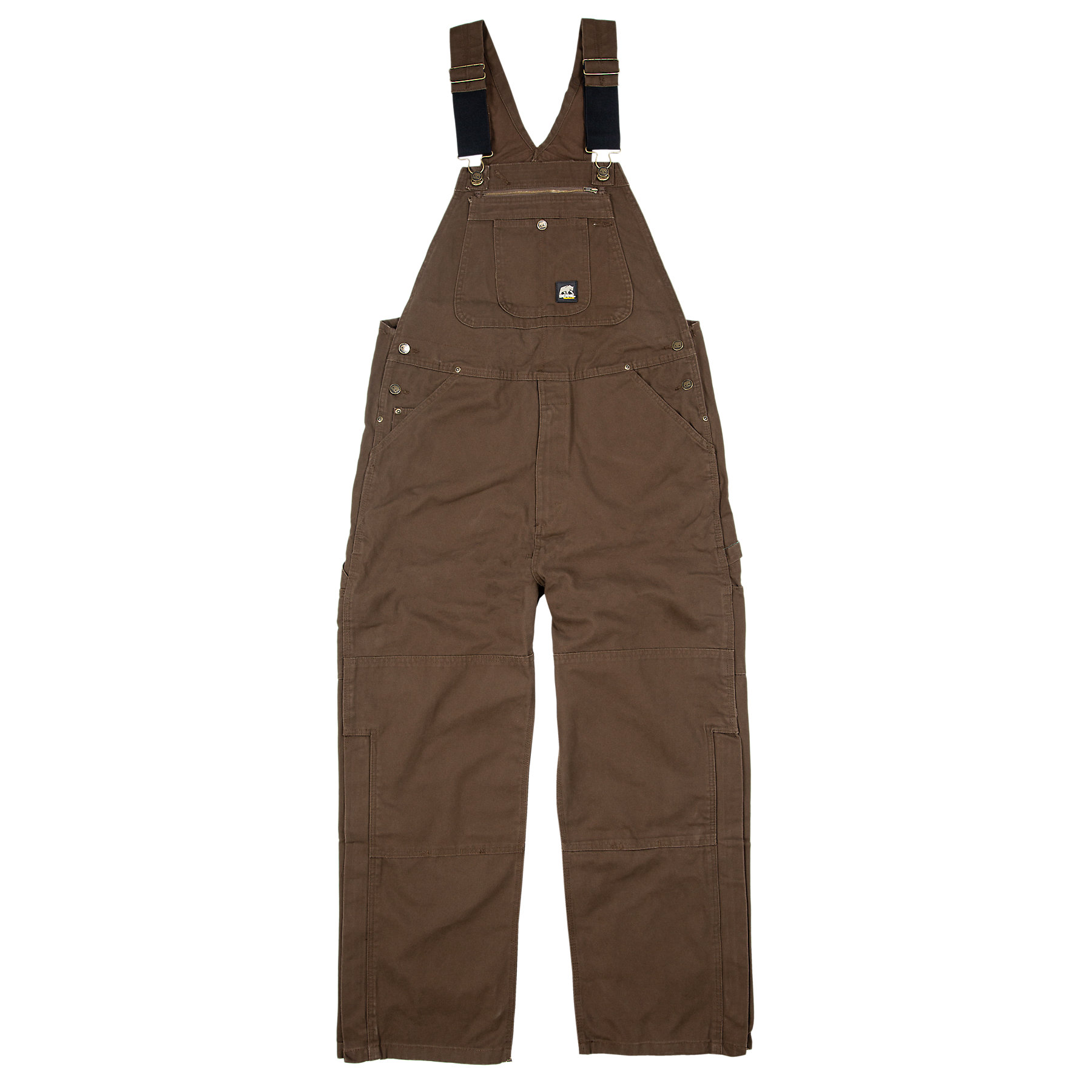 Buy Acre Unlined Washed Duck Bib Overall Berne Apparel Online At