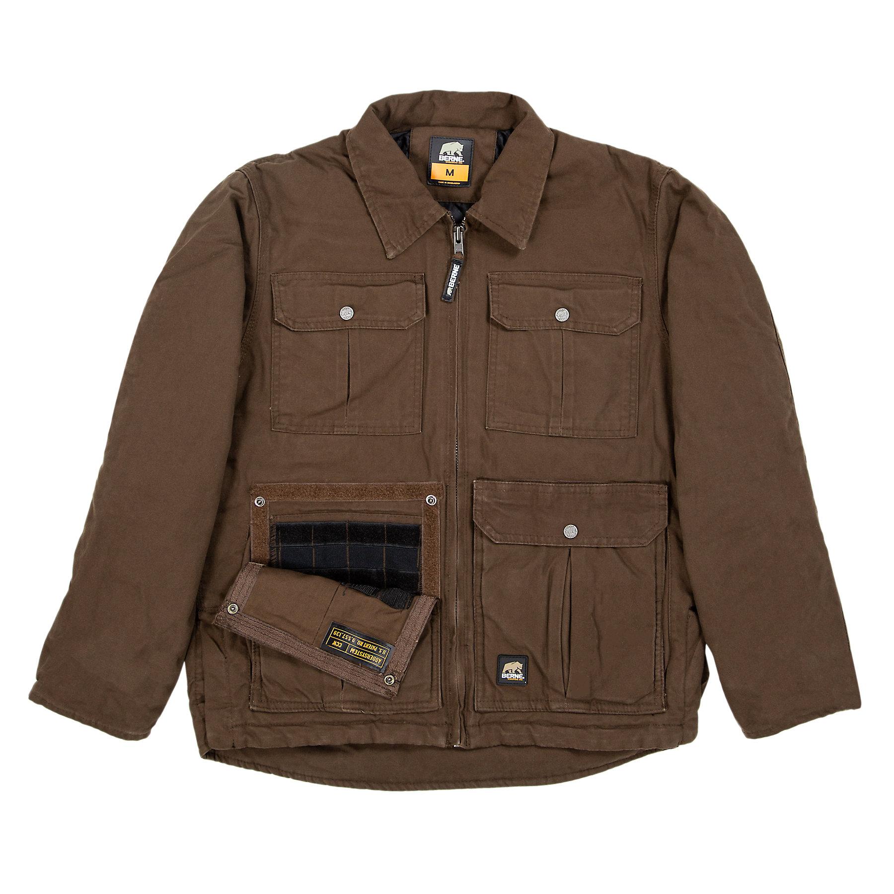 Buy Lightweight Echo One One Jacket Berne Apparel Online At Best