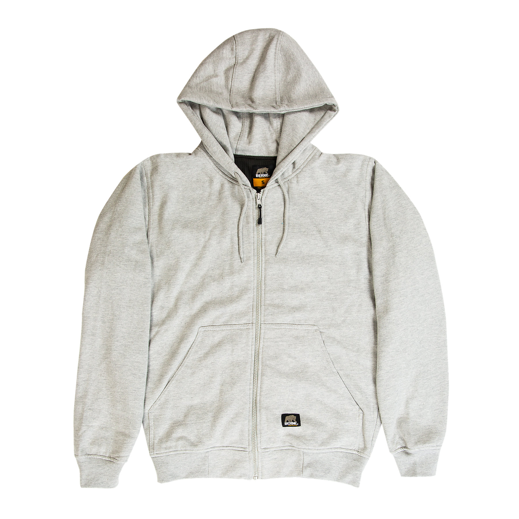 Buy Thermal Lined Hooded Sweatshirt Berne Apparel Online