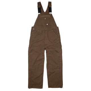 Acre Unlined Washed Duck Bib Overall-Berne Apparel