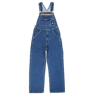 Cobblestone Washed Bib Overall-Berne Apparel