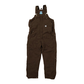 Youth Washed Insulated Bib Overall-