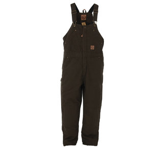 Youth Washed Insulated Bib Overall