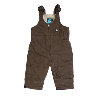 Infant Washed Insulated Bib Overall