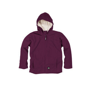 Toddler Softstone Hooded Coat (Sherpa)-