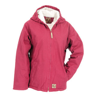 BHJ41T_Toddler Washed Hooded Coat