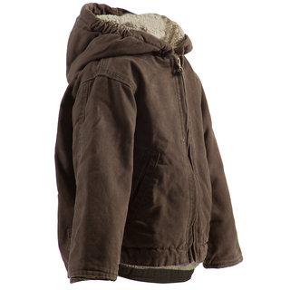 Infant Boys Sanded Washed Coat