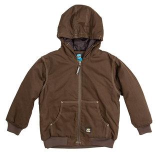 Youth Softstone Modern Hooded Jacket-