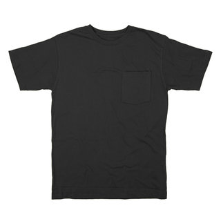 Heavyweight Short Sleeve Pocket Tee-