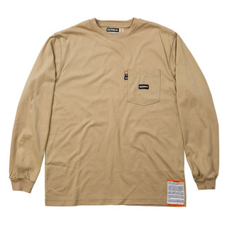 Berne FR Crew Neck T-Shirt-Berne Apparel