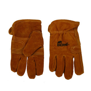 Classic Leather Work Glove-Berne Apparel