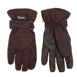 Ladies Insulated Canvas Glove