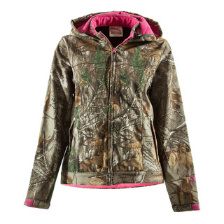 Ladies Huntress Softshell Jacket