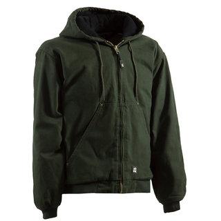 Highland Washed Hooded Jacket-