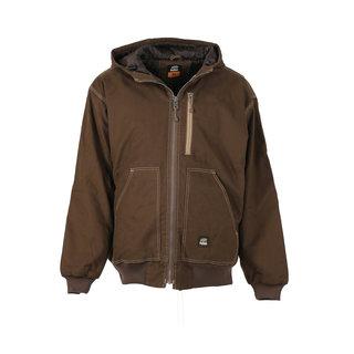 Modern Hooded Jacket-