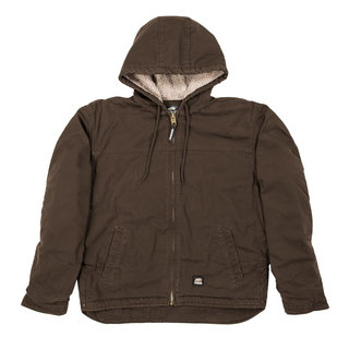 Dorset Hooded Work Coat-