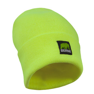 Enhanced Visibility Knit Beanie-Berne Apparel
