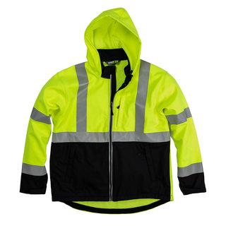 Hi-Visibility Softshell Jacket