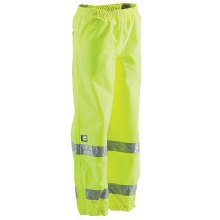 Hi-Visibility Waterproof Safety Pant-Berne Apparel