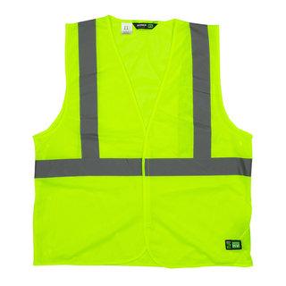 Hi-Vis Class 2 Economy Vest, Mesh-