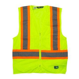 Hi-Vis Class 2 Multi-Color Vest, Mesh-