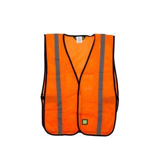 Hi-Vis LW Vest Mesh,  pkg.-