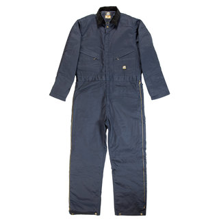 Heritage Twill Insulated Coverall-