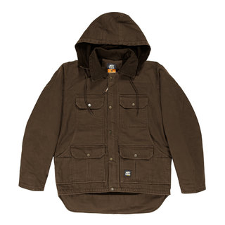 Washed Contractor Coat-