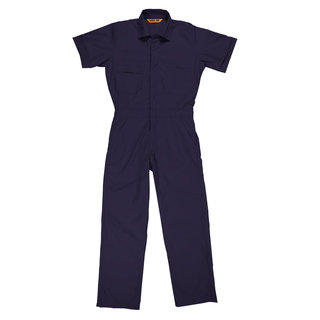 Axle Short Sleeve Coverall-Berne Apparel