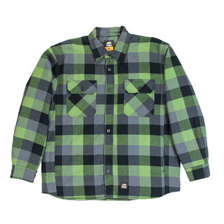 Timber Flannel Shirt Jacket-