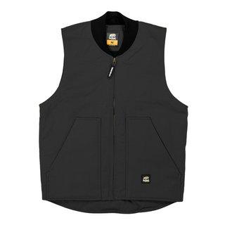 Duck Workmans Vest - Quilt Lined