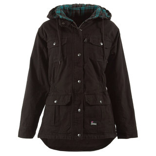 Ladies Softstone Quilted Barn Coat-
