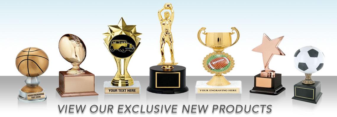 Custom Trophies