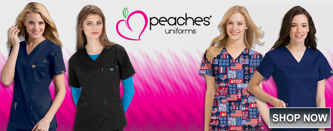 Peaches Uniforms