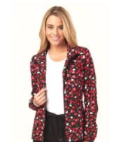 Womens Warm-Up Jackets