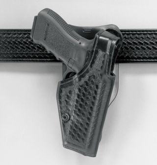 Top Gun Level I Retention Holster, Low-Ride-