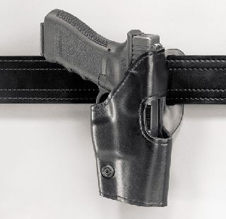 Mid-Ride Cut-Away Holster-