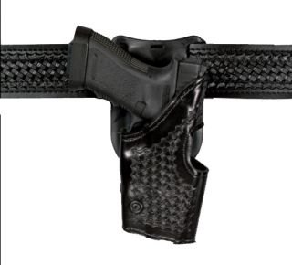 Level II Retention Holster, Low-Ride-