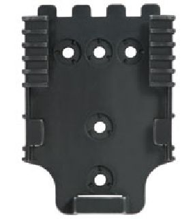 Quick Receiver Plate w/ Additional Locking Feature-