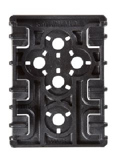 Equipment Receiver Plate-Safariland