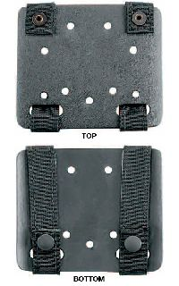 """Small MOLLE Adapter Plate 4"""" x 5"""""""