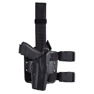 ALS® OMV Tactical Holster With Light-Safariland