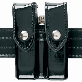 Double Magazine and Cuff Pouch-