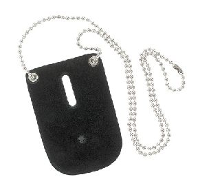 Badge Holder w/ Neck Chain-Safariland