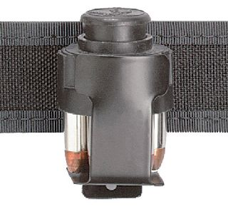 Speedloader Holder, Metal, Clip-On, Medium Frame Revolvers-Safariland