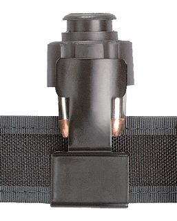 Speedloader Holder, Metal, Clip-On, Large Frame Revolvers-Safariland