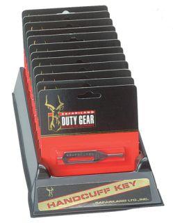 Handcuff Key, 12-Pack-