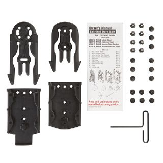 MOLLE Locking System Kit, 100-Pack-