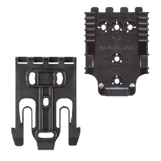 Quick Locking System Kit (1-QLS 19, 1-QLS 22L)-Safariland
