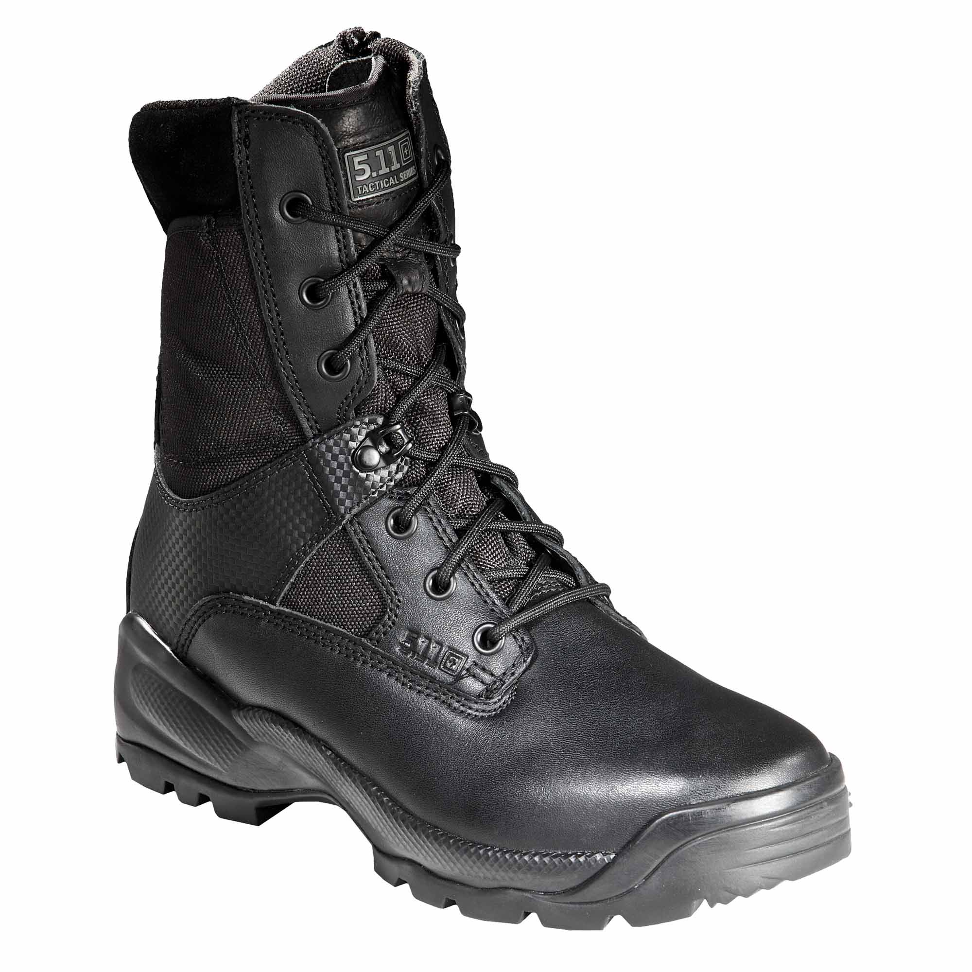A.T.A.C. 8 Side Zip Boot-511